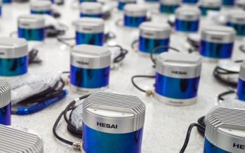 Hesai Raises $173M in Series C Led by Bosch and Lightspeed