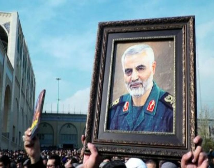Informants in Iraq, Syria helped US kill Iran's Soleimani- sources