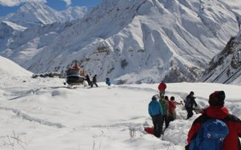 Four South Korean climbers missing in Himalayas