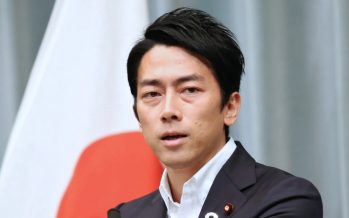 Japanese minister Koizumi's first child born, paternity leave looms