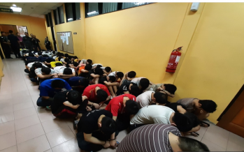 131 Chinese nationals plead guilty to overstaying, not having permits