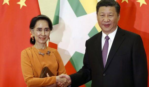 China trying to return Rohingya to Myanmar