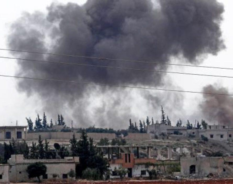 Russian jets resume bombing of Syria's rebel-held northwest