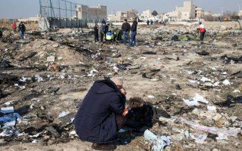 Iran investigation: Ukrainian jet was on fire before the crash