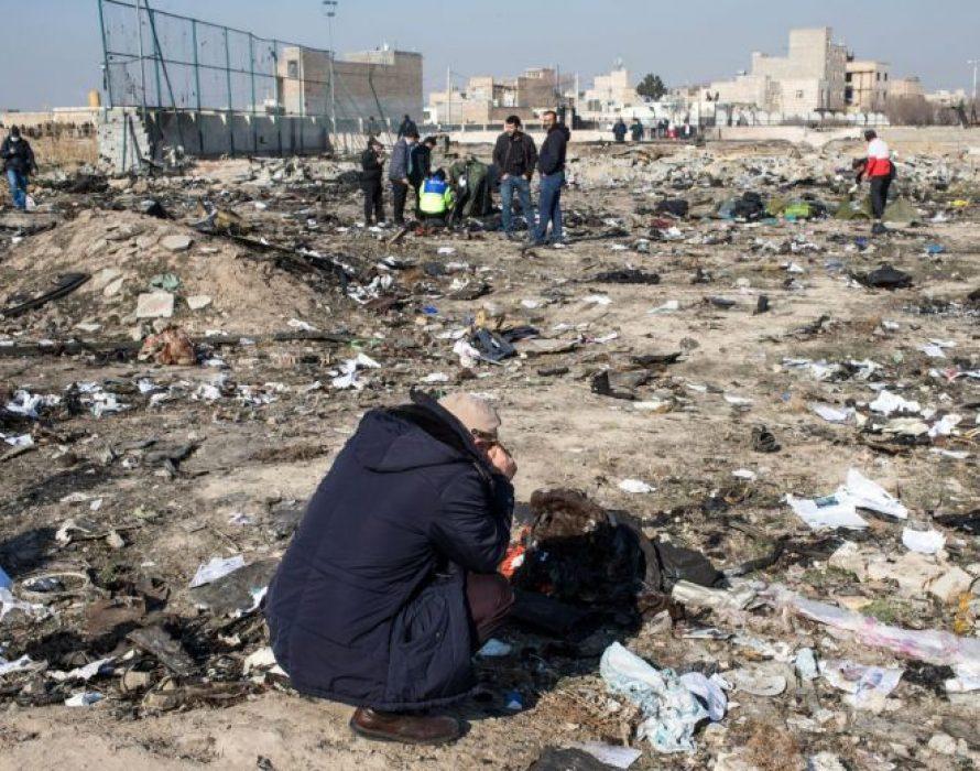 Bridal party, academics among Canadian victims of plane crash in Iran