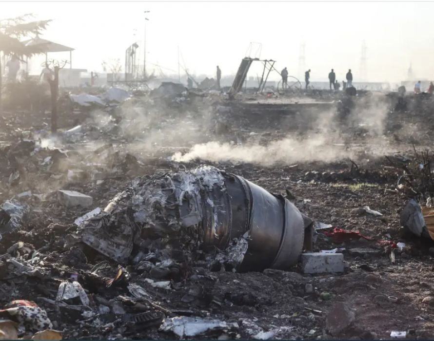 Iran to probe black boxes after missile blamed for plane crash