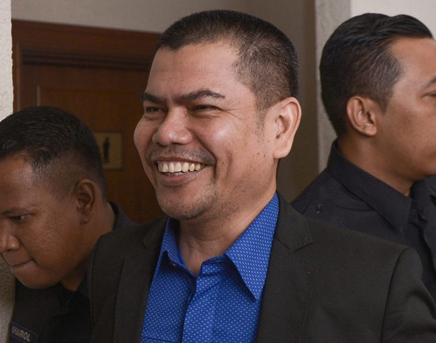 Sungai Besar UMNO chief Jamal Yunos claims trial to two counts of sharing offensive content