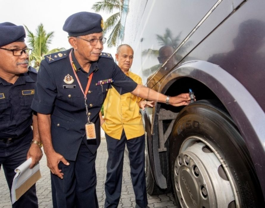 47 compounds involving RM203,500 issued on bus operators, drivers in Penang