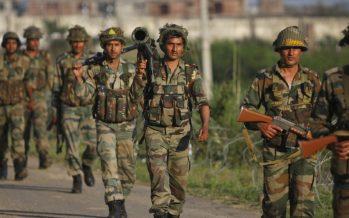 Senior police officer arrested in Kashmir on suspicion of aiding militants