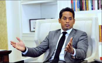 Tough being an Education Minister, says KJ and Siti Kasim