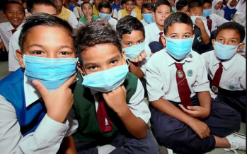 Influenza cases among students continue to increase