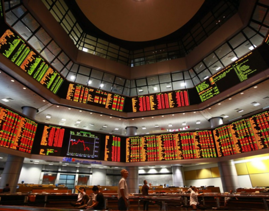 All 30 FBM KLCI counters in the red as tensions In Middle East rise