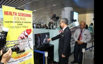 Lee: No trace of coronavirus detected in Malaysia