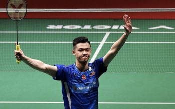 Lee Zii Jia eyes another scalp in Malaysia Masters