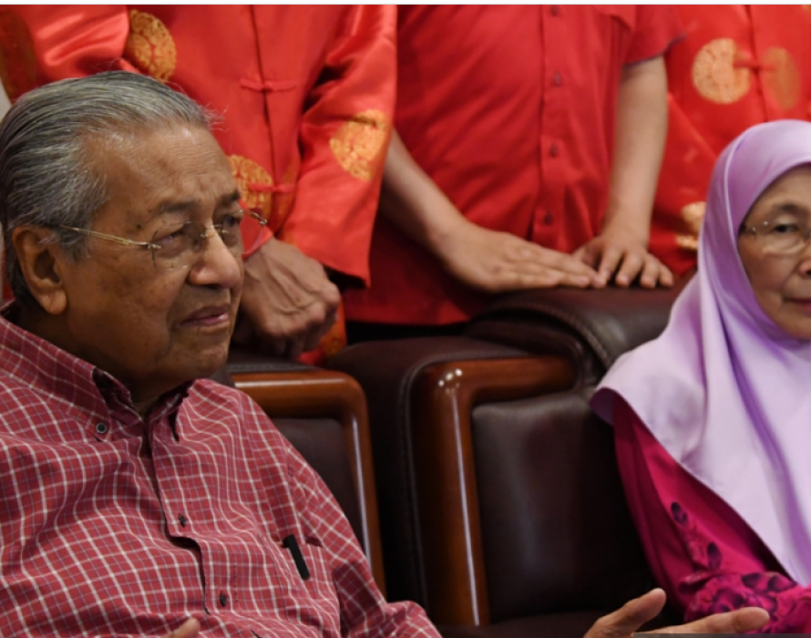 Coronavirus: No plans to bar Chinese tourists for now – Mahathir