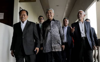 Ahmad Maslan charged failing to declare RM2 milln received from Najib to IRB