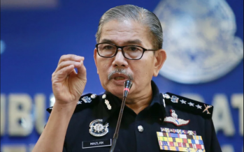 Cops bust 'Gang Ah Wai' with the arrest of five