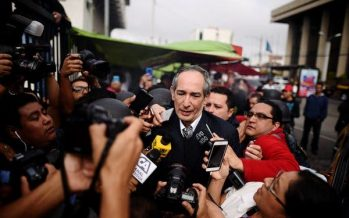 New Guatemala government arrests former mayor in corruption raids