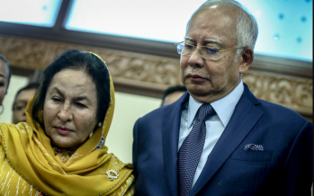 Audio recordings: Najib, Rosmah gave statements at Bukit Aman