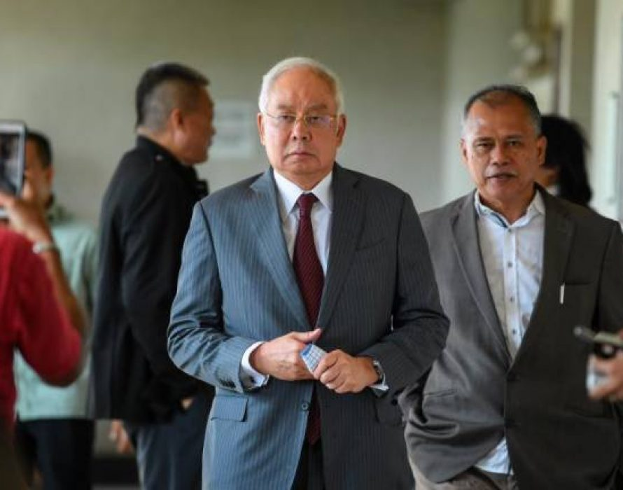 Najib spent US$38,695 in one day at House of Bijan