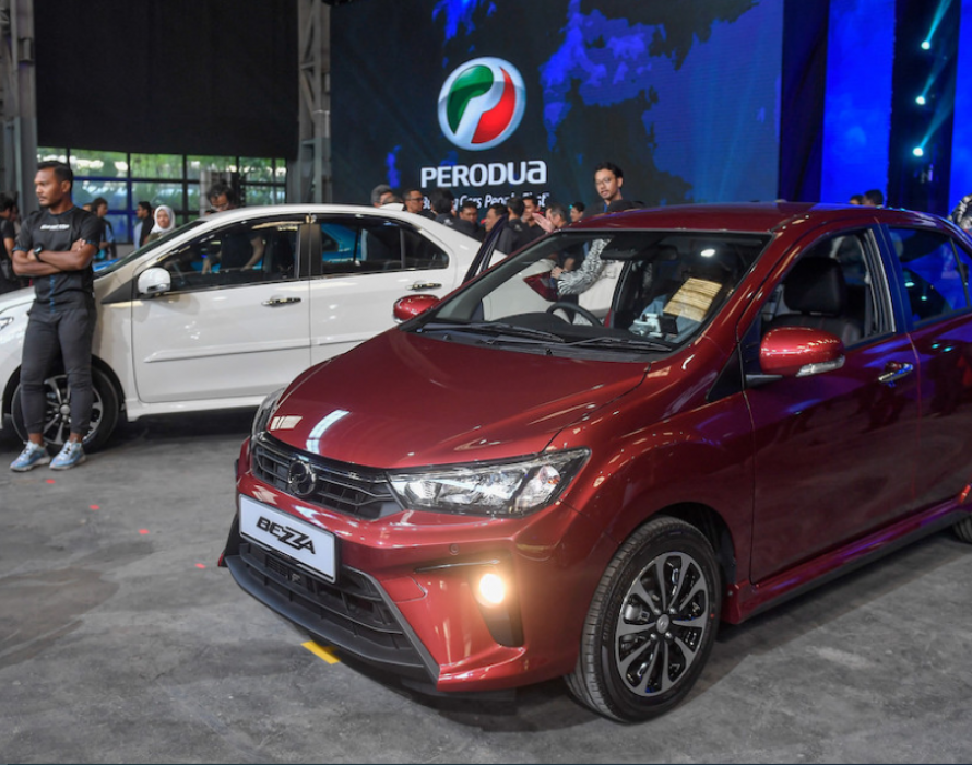 Perodua launches 2020 Bezza, expects to sell 4k units per month
