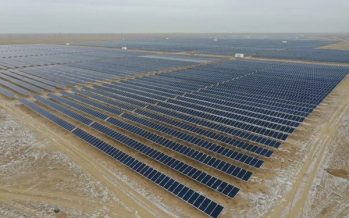 Risen Energy announces that its first large-scale ground-mounted tracking system power station has been connected to the grid in Kazakhstan