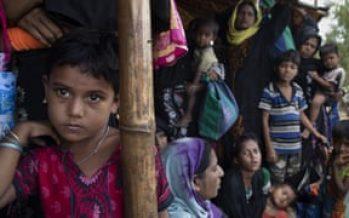 Rohingya group urges international pressure on Myanmar