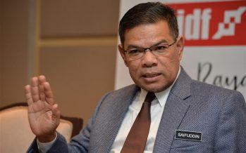 Saifuddin: Rumour mill going into overdrive on PH-PAS alliance