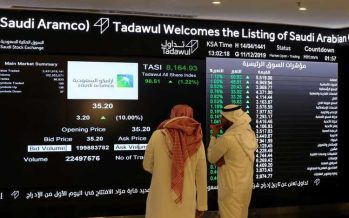 Saudi Aramco hits new low on US-Iran tensions