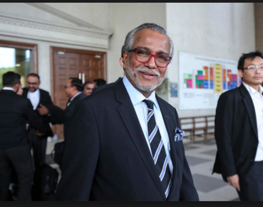 Najib's audio scandal: MACC breached OSA, committed sub judice, says Shafee