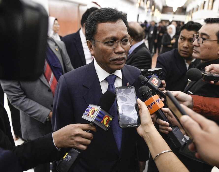 Shafie Apdal:  Sabah govt drops plan to implement PSS