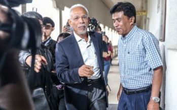 Shahrir Samad charged failing to declare RM1 mln received from Najib to IRB