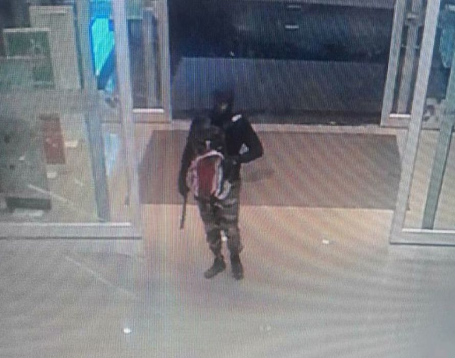 Masked gunman killed three, including toddler in Thailand shopping mall