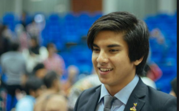 Syed Saddiq, go back to school and learn politics!
