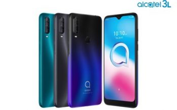 TCL Communication Showcases Alcatel Mobile Product Portfolio With Fresh Design and Imaging Performance Milestones at CES 2020