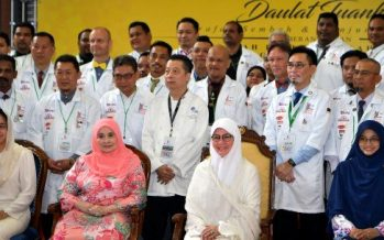 Tunku Azizah advises mothers to always keep an eye on children's health