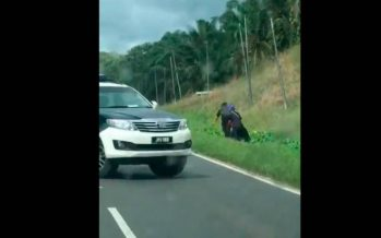 Video: PDRM looking for witness who recorded JPJ officers