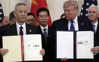 US and China tiptoe around holes in the new trade agreement