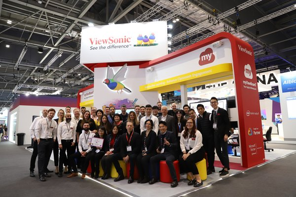 ViewSonic announces a range of new enhancements to its total EdTech solutions that will enable better digital learning experiences and outcomes at BETT 2020. Visit ViewSonic and expereince the latest EdTech technologies at booth: SK30.