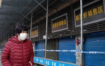 U.S. to screen passengers for new China coronavirus at three airports
