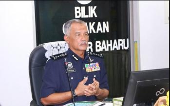 Kedah police chief injured in road crash