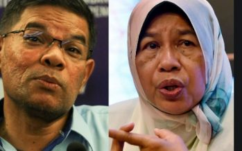 Saifuddin confirms show cause letter sent to Zuraida