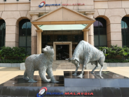Bursa Malaysia opens higher but retreted thereafter