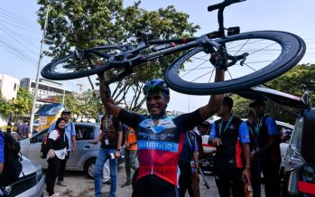LTdL: Malaysia's Mamat wins stage five