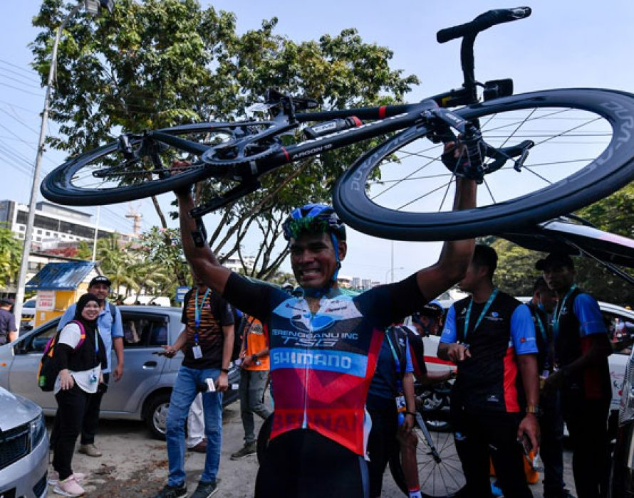 Mamat wins penultimate stage of 2020 LTdL