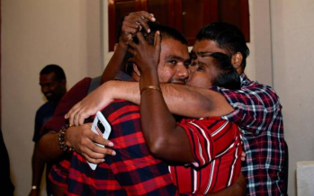LTTE: Last two men were acquitted today, all total 12
