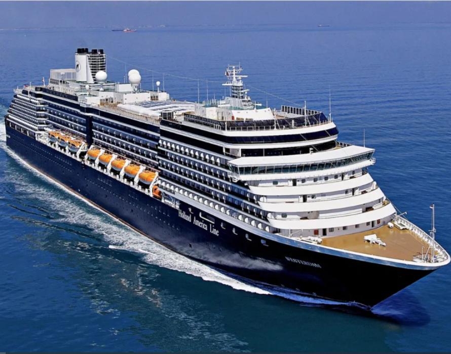 Cruise ship shunned over coronavirus fears docks in Cambodia