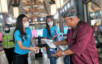 Aiming to Prevent Coronavirus Outbreak, Traveloka Distributes N95 Masks to International Passengers