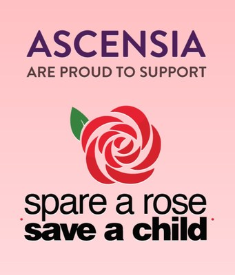 Ascensia Diabetes Care proudly supports Life for a Child's Spare a Rose fundraising campaign for the third consecutive year.
