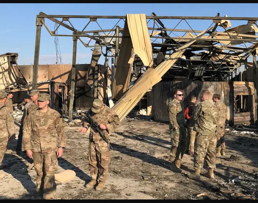 More than 100 US troops suffer brain injuries from Iran attack